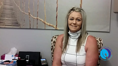 Testimonial from female client Kylie Power of Change Counselling and Coaching