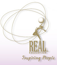 Real Education logo