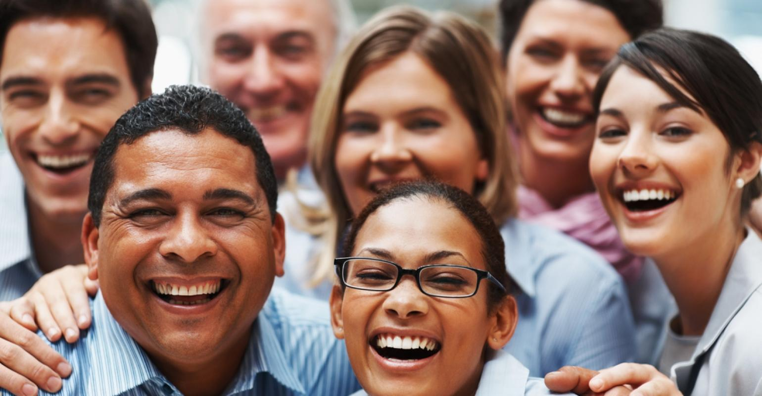 Happy family with good relationship after relationship counselling
