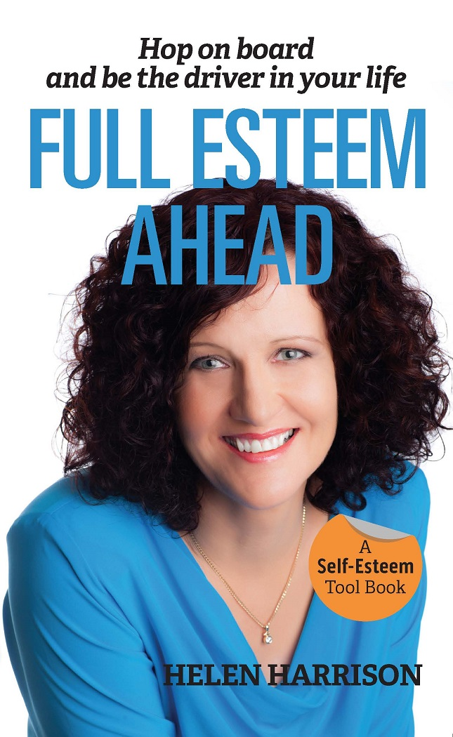 Redlands Counselling provider Helen Harrison, author of Full Steam Ahead