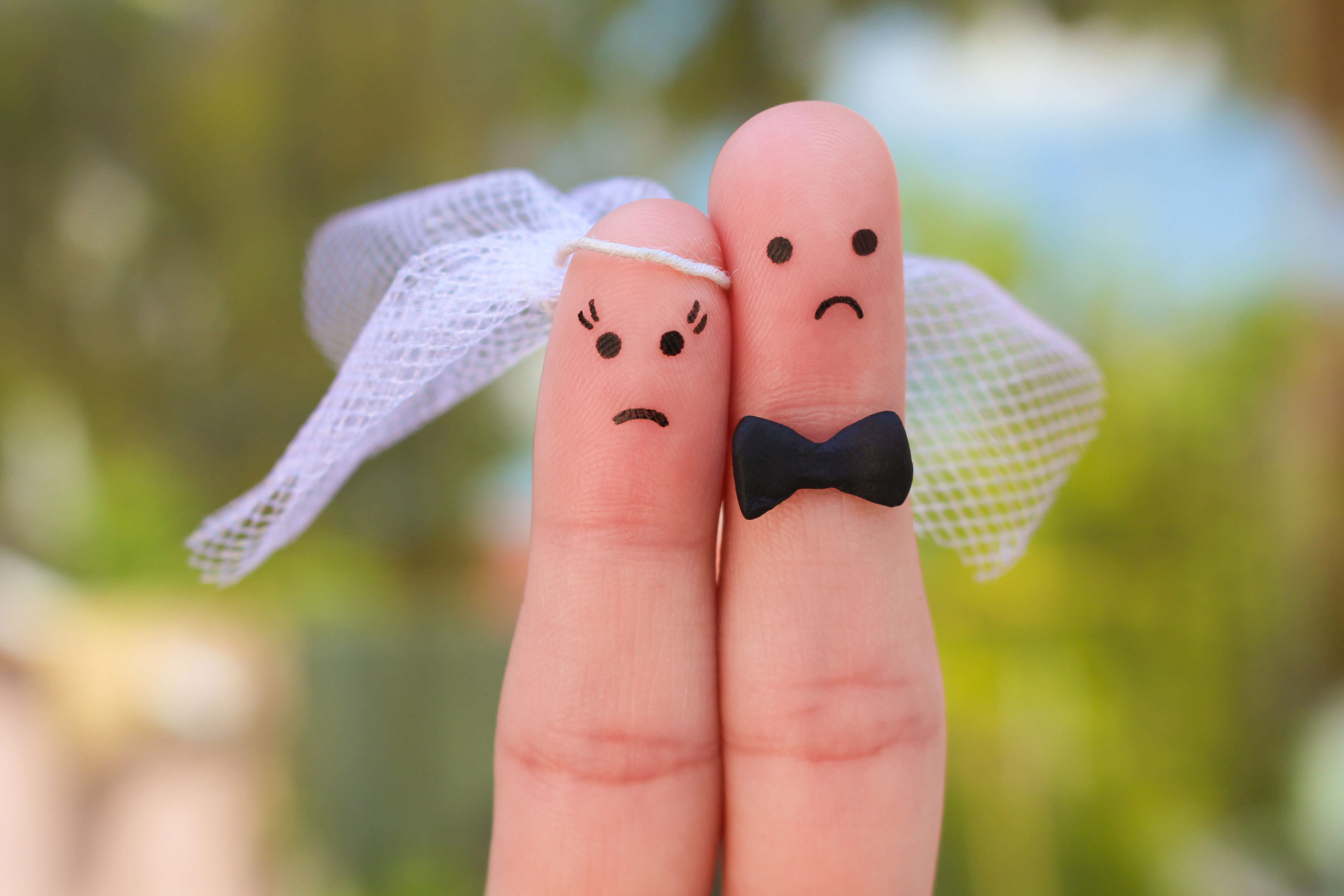 The cost of an unhappy marriage photo