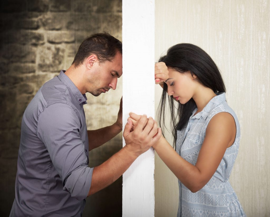 Is anxiety destroying your marriage photo