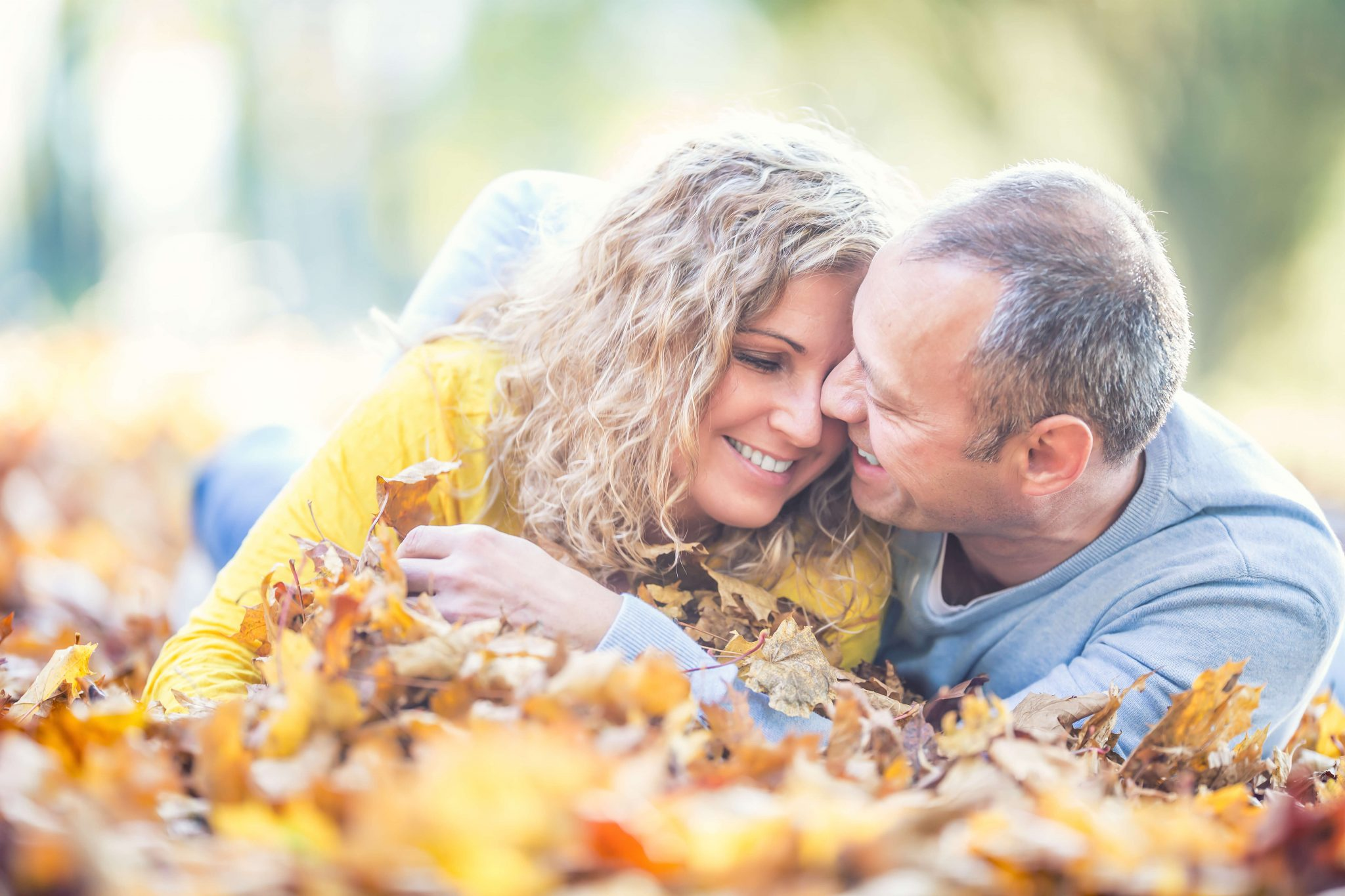 Fall back in love with your partner photo